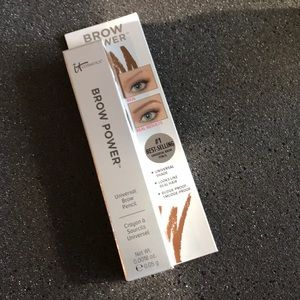 IT cosmetics brow power